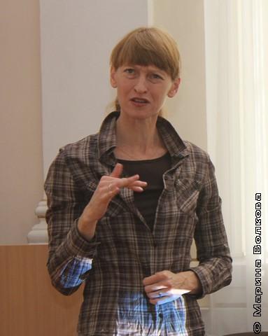 Лена Ленковская