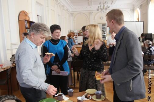 Чай с пирогами Светланы Лавровой