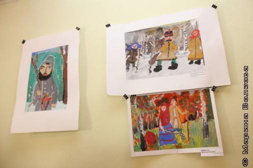 Картины  Малой Герценки