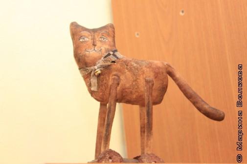 Малогерценский кот