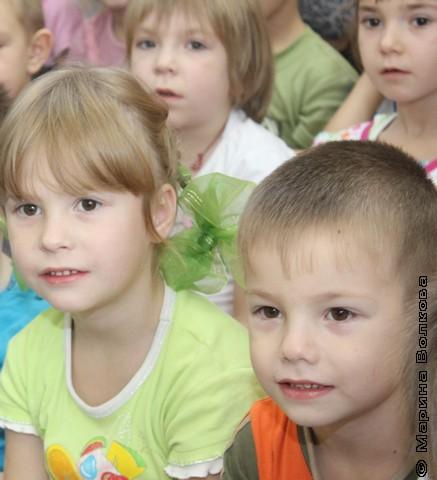 Марафон в детском саду