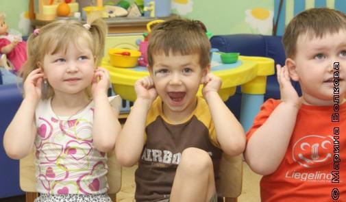 Читательский марафон в младшей группе детского сада