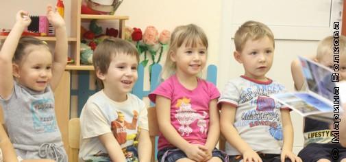 Марафон для трехлеток