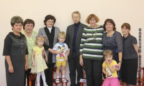 В детском саду Копейска после марафонов