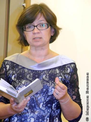 Читает автор Нина Ягодинцева