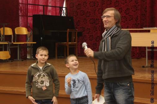 Янис Грантс в Екатеринбурге