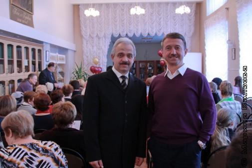 95 лет библиотеке имени Пушкина
