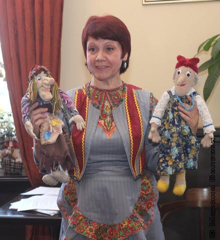 Нина Пикулева и ее Бабки Ёжки