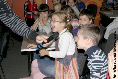 """Дети в восторге от стихов поэтов """"Издательства Марины Волковой"""""""