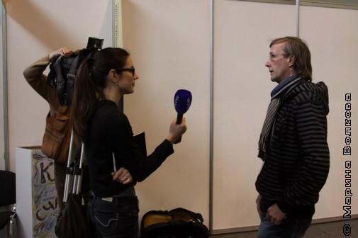 Янис Грантс дает очередное интервью