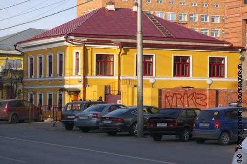 Красноярск глазами уральских поэтов