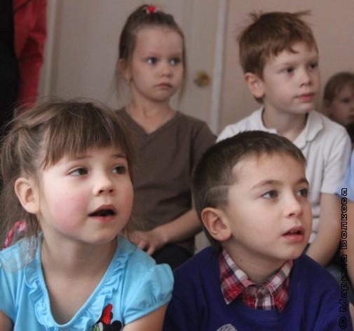 Читательский марафон в детском саду № 26 Сатки