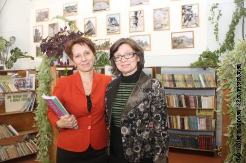 Ирина Михайловна Догадина, Нина Александровна Ягодинцева