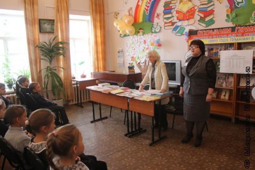 Северина Борисовна и Анна Германовна