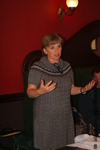 Надежда Валентиновна Шиляева мастер кукол и генеральный директор Торгового дома «С Текстиль» и автор кукол.