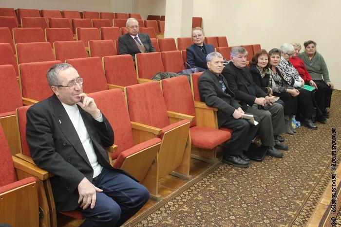 Встреча с арзамасскими литераторами