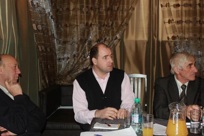 Заседание правления АСМОиГП Челябинской области