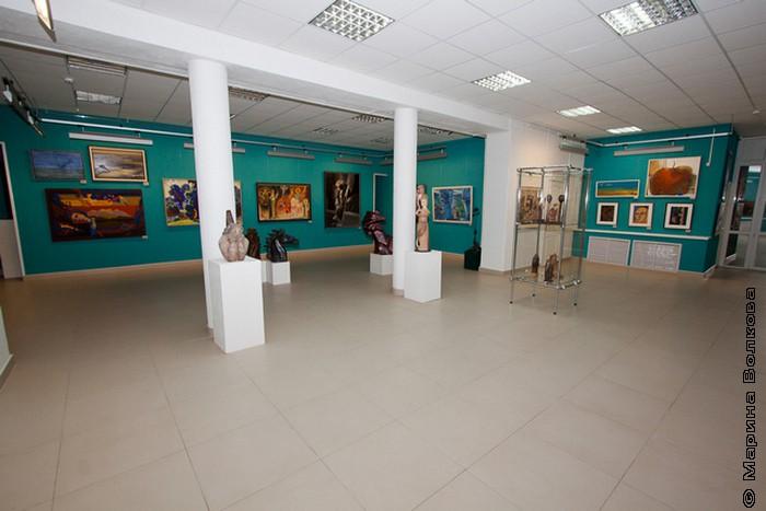 Картинная галерея, Уфа