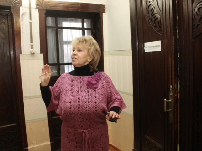 Алевтина Алексеевна Громова любит свою библиотеку