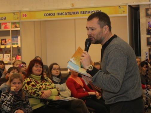 Андрей Сметанин на четвертый день марафонов