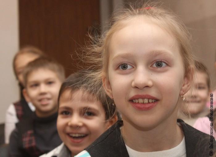 Читательский марафон в 86-ой школе Челябинска