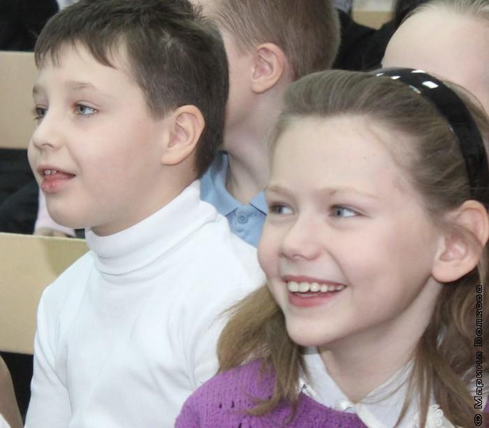 Читательский марафон в 81-ой школе Екатерибурга