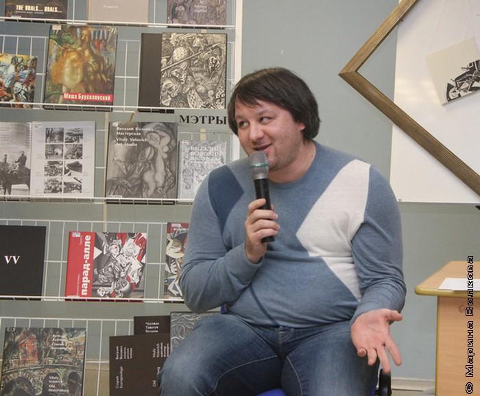 Эдуард Кубенских