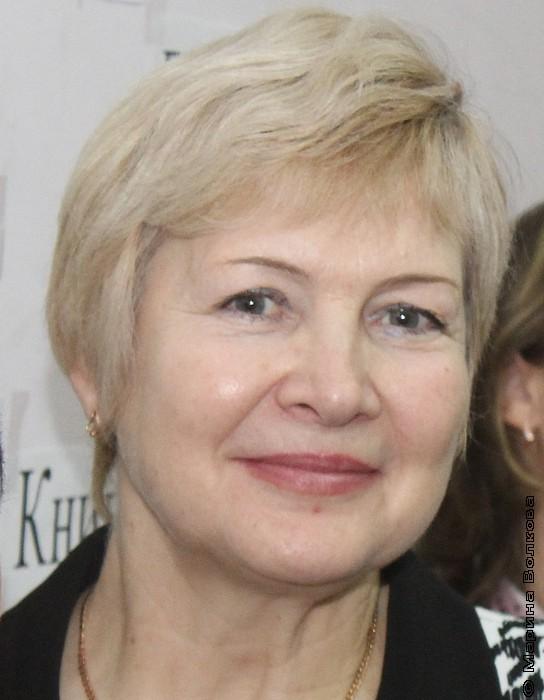Гребнева Валентина Степановна