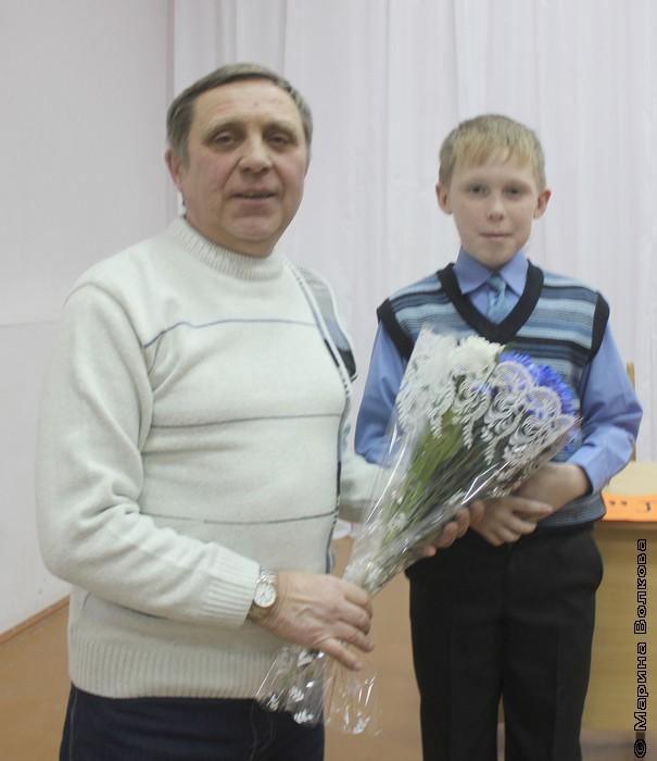Алексей Столяров на Читательском марафоне в Екатеринбурге