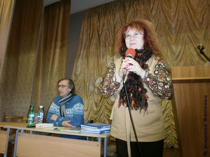 Марина Юрина в Кизильском