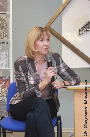 Светлана Вараксина, директор издательства «Автограф»