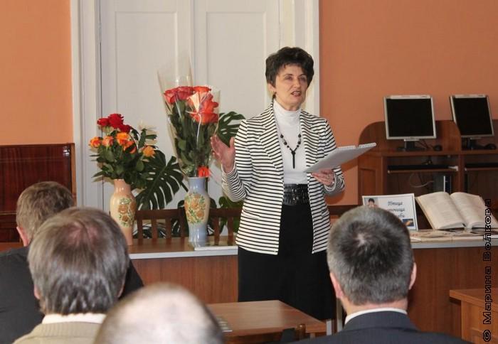 Ирина Аргутина открывает юбилейный год