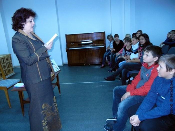 Ребятишки из Копейска любят стихи!