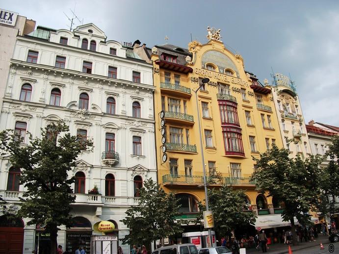Прага, лето 2010