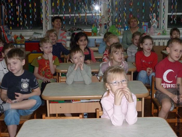 Читательские марафоны в детском саду