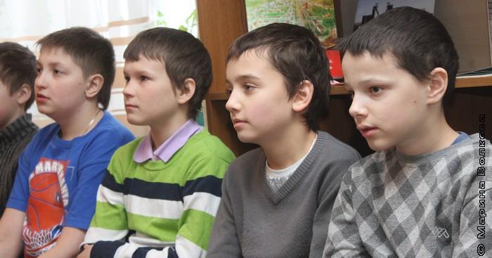 Читательский марафон с шестиклассниками и семиклассниками
