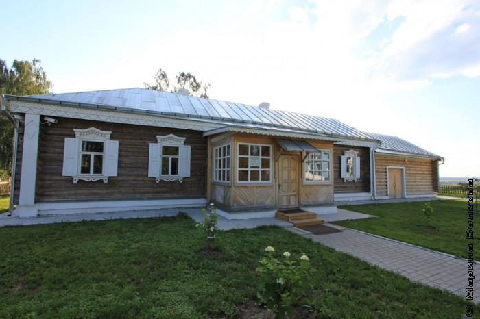 Музей-заповедник С.А.Есенина