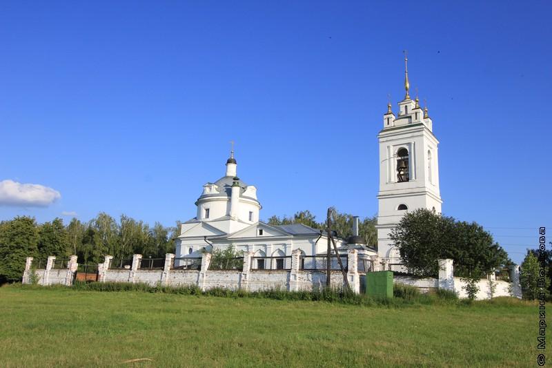 Церковь в Константиново