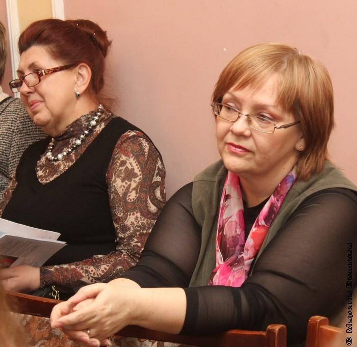 Юбилей Лилии Кулешовой