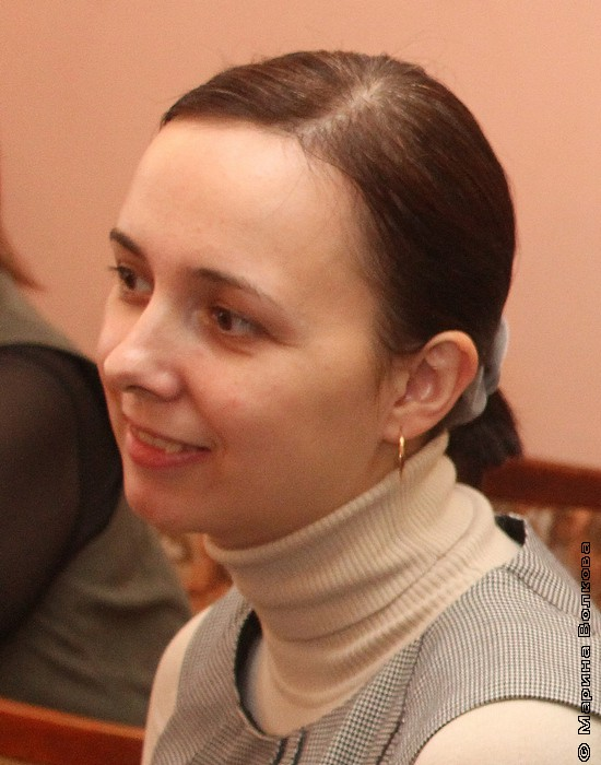 Твореческий вечер  Лилии Кулешовой
