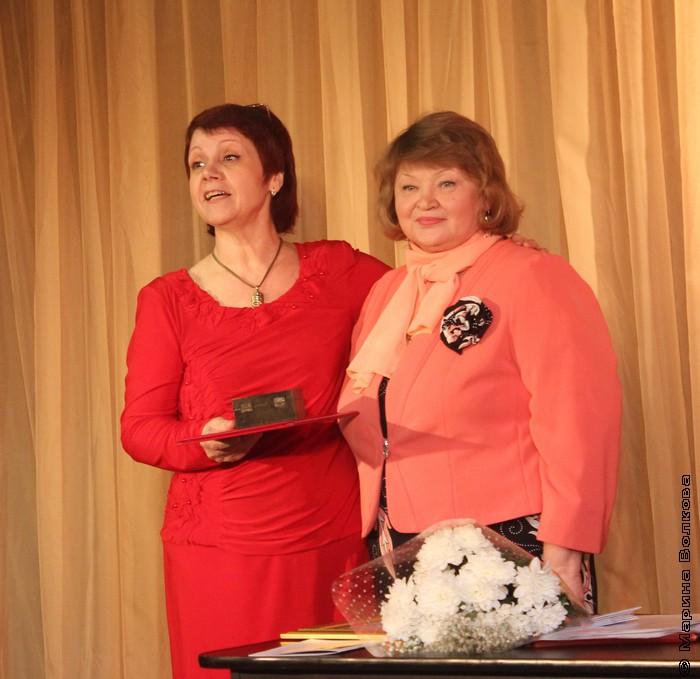Нина Пикулева и Лилия Кулешова