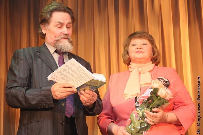 Василий Соловьев и Лилия Кулешова
