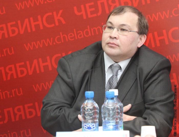 Амур Хабибуллин