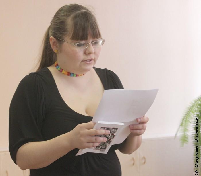 Римма Аглиуллина читает стихи