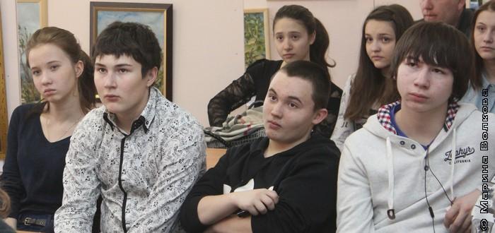 Неделя современной уральской поэзии в библиотеке Д.Н.Мамина-Сибиряка
