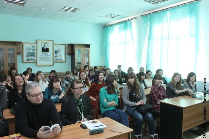 """Неделя современной уральской поэзии """"Молодые - молодым"""""""