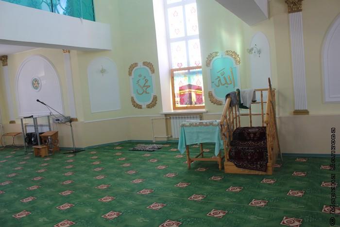 В Учалинской мечети