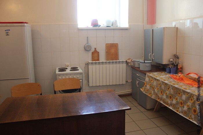 Кухня мечети