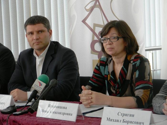 Денис Рыжий и Нина Ягодинцева