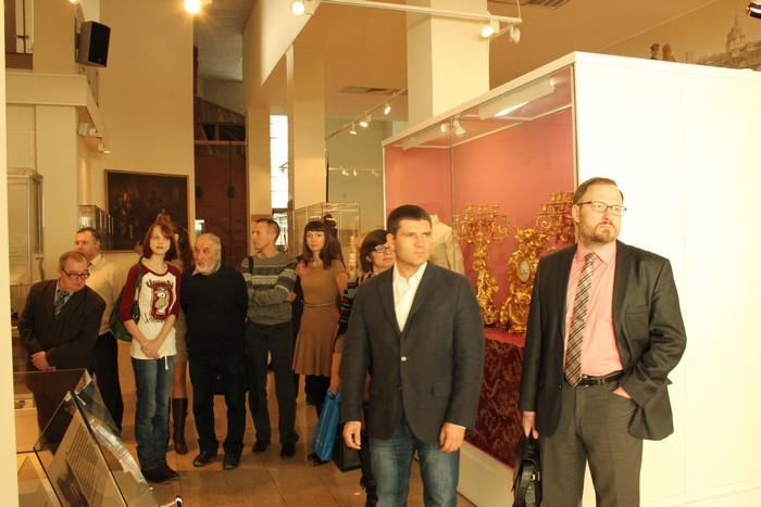 Экскурсия по краеведческому музею